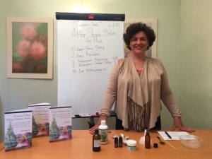 Introduction to Aromatherapy Training with Lorrie Hargis,RA